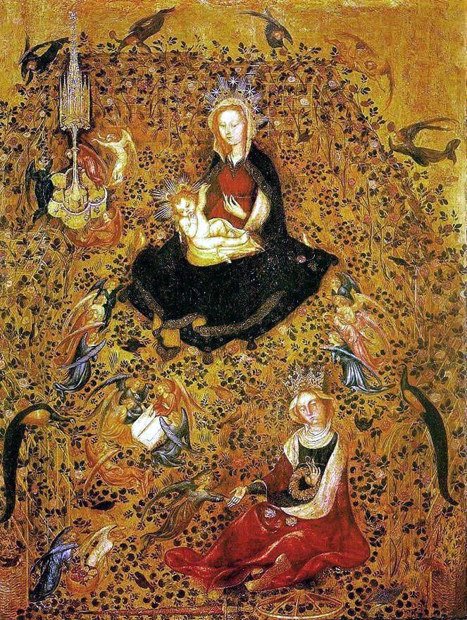 Maria nel Roseto
